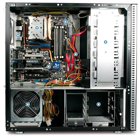 Ram Cpu Komputer by What S Inside Your Computer Cabinet Cpu Box Science Abc