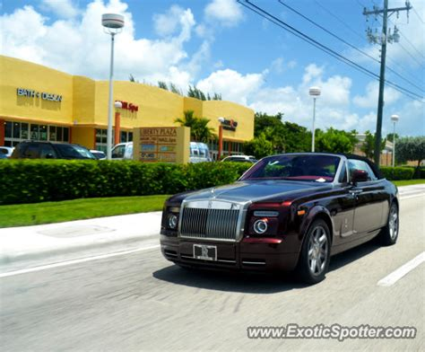 rolls royce in miami rolls royce phantom spotted in miami florida on 07 06 2012