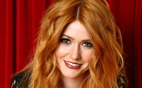 actress with bright red hair 20 katherine mcnamara wallpapers high quality download
