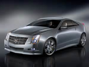 2008 Cadillac Cts Coupe Naias 2008 Cadillac Cts Coupe Concept