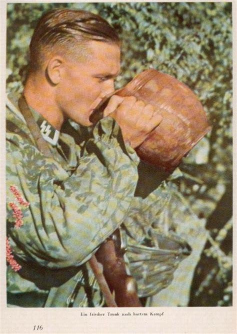 german ss haircut nazi jerman potongan rambut tentara jerman