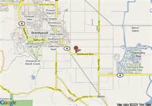 map of inn express brentwood brentwood