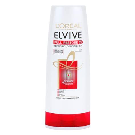 l or 233 al elvive restore 5 conditioner for