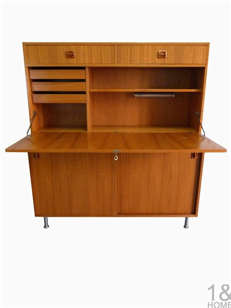 dresser with desk modern mid century danish vintage furniture shop used