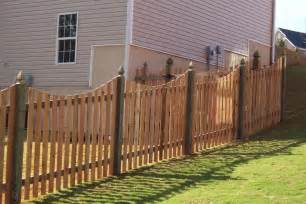 wood fences jmarvinhandyman