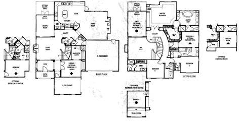 arbor homes redwood floor plan