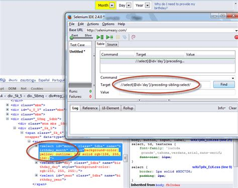 xpath tutorial html xpath tutorial for selenium selenium easy