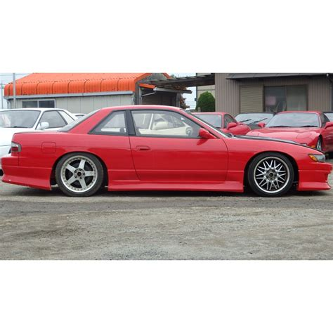 jdm nissan 240sx s13 nissan silvia s13 turbo 1991 for sale in japan at jdm expo