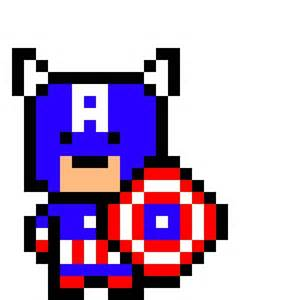 Upholstery Car Cleaning Captain America Pixel Art Change Background View