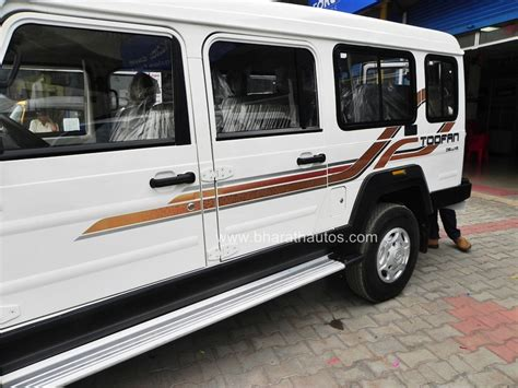 Trax Interior Force Motors Launched Air Conditioned Trax Toofan Deluxe