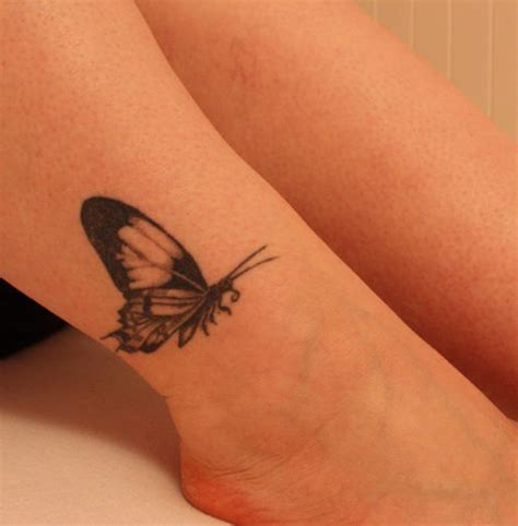butterfly tattoo video small butterfly tattoo on leg