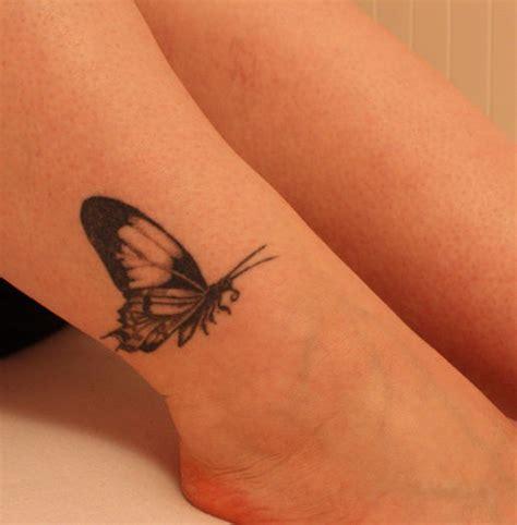 tattoo butterfly leg small butterfly tattoo on leg