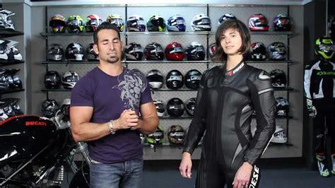 Dainese Women's Victoria Race Suit Review at RevZilla.com