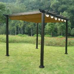 Pergola Canopy Replacement by Menards Gazebo Replacement Canopy Garden Winds