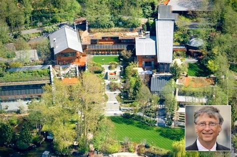 bill gates haus innen luxush 228 user einblick ins bill gates haus