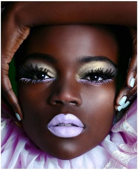 beauty garde 44 showcase beauty or art stunning avant garde makeup
