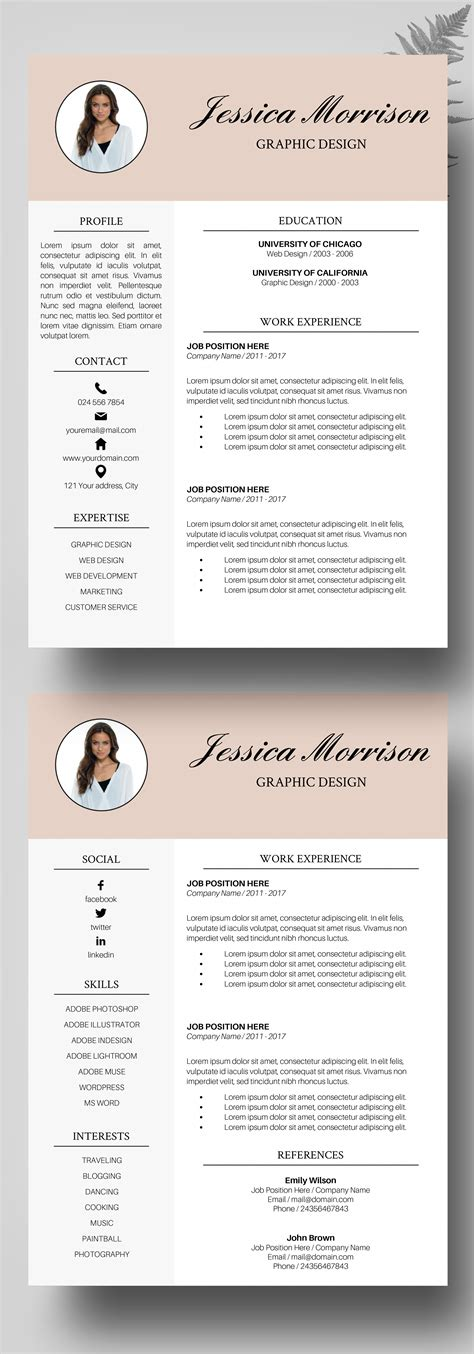 resume template cv form format free templates in word for 79