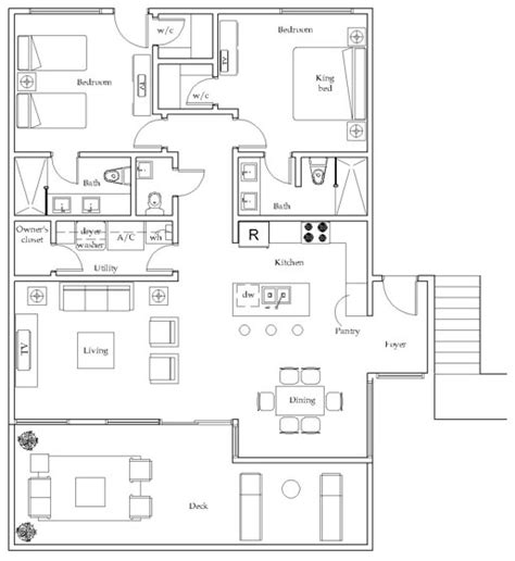 floor plan condo roatan condos roatan village condo floor plans