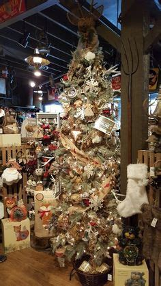 cracker barrel christmas decore trees crackers and trees on