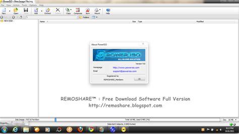 poweriso full version with crack poweriso 4 8 full version keygen
