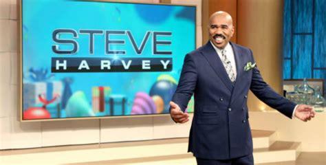 steve and tv shows steve season two renewal for steve harvey syndicated talk