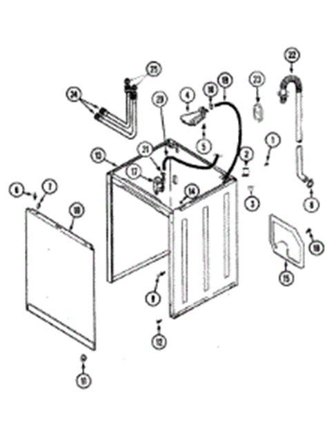 admiral washing machine parts diagram parts for admiral aav7000aww washer appliancepartspros