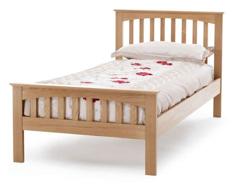 Higher Bed Frame Chelsea Oak High End Bed Frame Sensation Sleep Beds And Mattresses