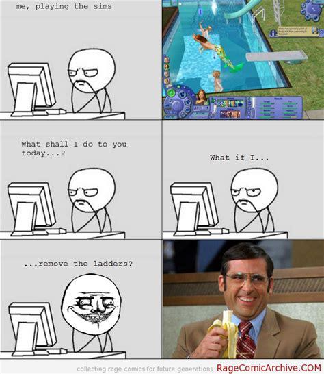 Sims Meme - the sims meme pesquisa google the sims humor
