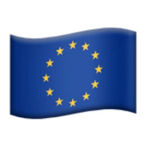 flag of european union emoji u 1f1ea u 1f1fa