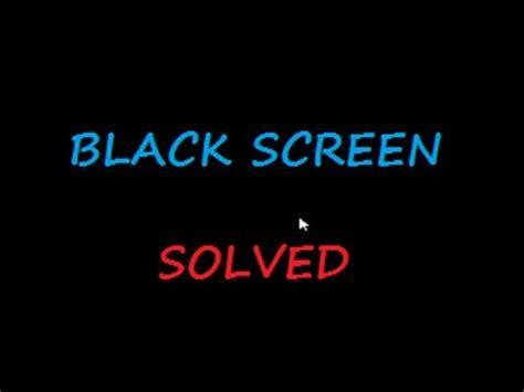 window screens windows 7 safe mode black screen black screen of death windows 7 8 with cursor at