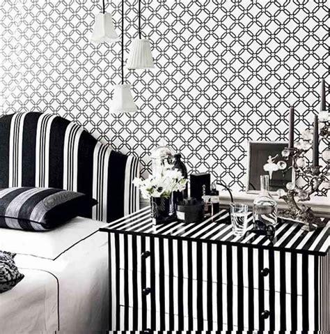 black and white wallpaper bedroom papier peint original en 50 id 233 es magnifiques