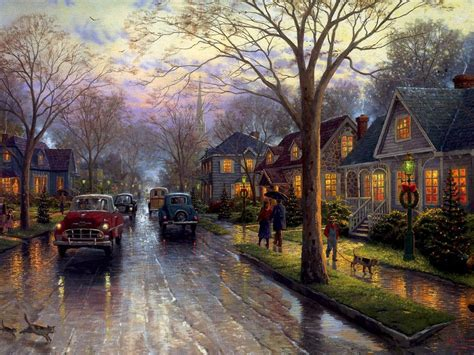 thomas kinkade painter of light ironing out life s wrinkles a painter of light