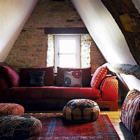 cozy room ethnic touch the decopages