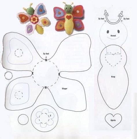 molde gratis de mariposa para imprimir materiales gr 225 ficos gaby mariposas de fieltro con moldes