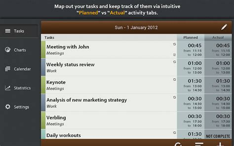 daily planner template app 5 day time planner calendar template 2016