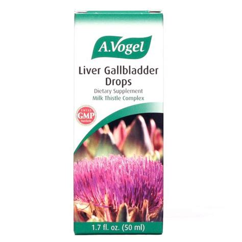 Liver And Kidney Detox Drops by Bioforce Liver Gallbladder Drops 1 7 Fl Oz Evitamins