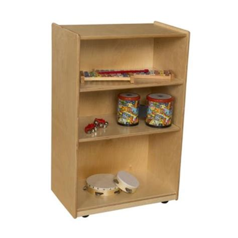 wood designs wd25000aj storage with adjustable shelves