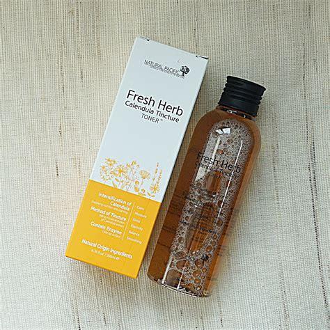 Pasific Fresh Herb Calentula Tincture Toner pacific fresh herb calendula tincture toner