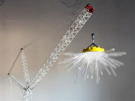Crane Lighting Fixtures Crane Light By Davidson Unique Lighting Design Idea