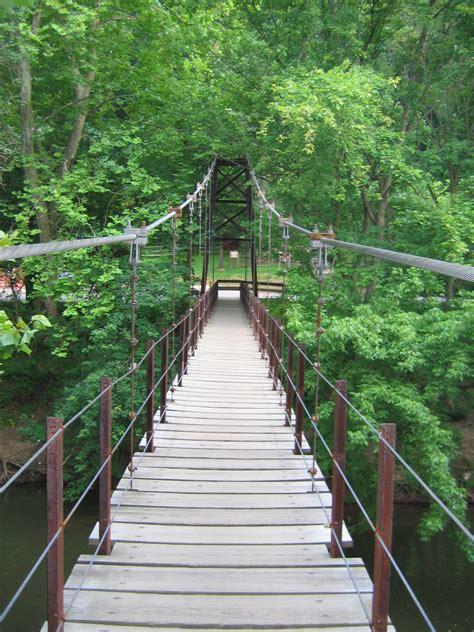 swinging bridge cground engineer s guide to baltimore suspension bridge in