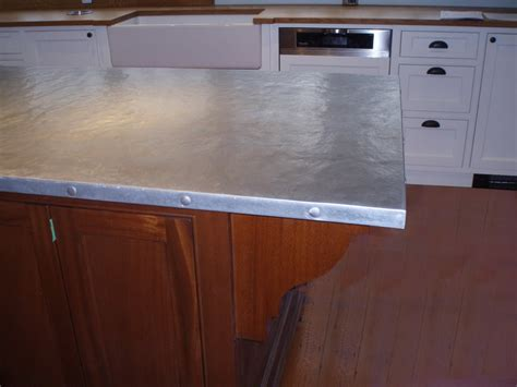 Stainless Countertop by 1000 Images About Textured Metals For The Home On