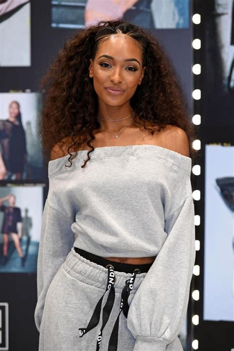 dunn collection jourdan dunn at missguided collection launch in