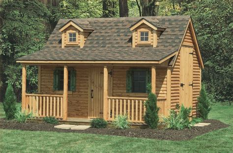 Backyard Cabin by Beautiful Backyard Cabin Design Rustic House Style Small