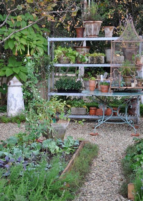 Shelf Garden by Absolutely Beautiful Things Garden Pots Inside