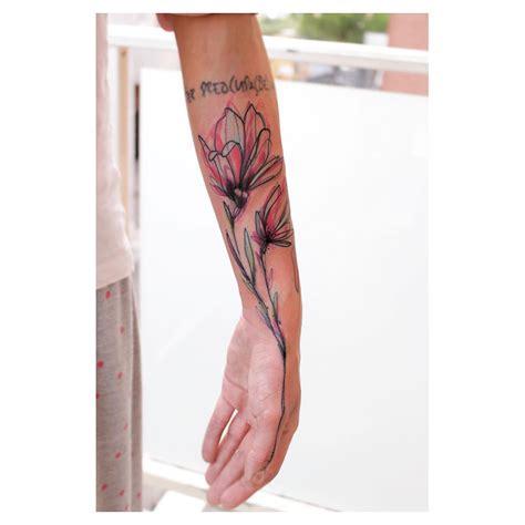 magnolia tattoo artists org magnolia flower best ideas gallery