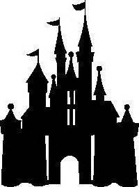 fairytale castle silhouette clip art clipart best