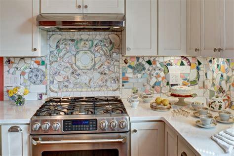 non tile backsplash ideas azulejos ceramica cocinas blancas hoy lowcost