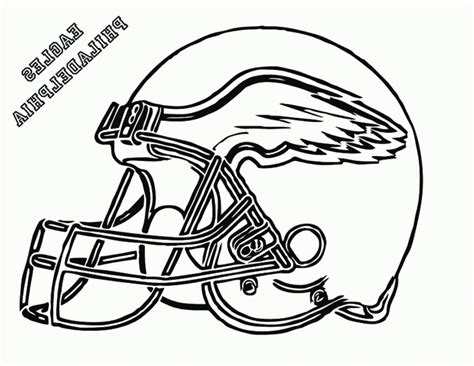 printable coloring pages nfl printable football helmets cliparts co