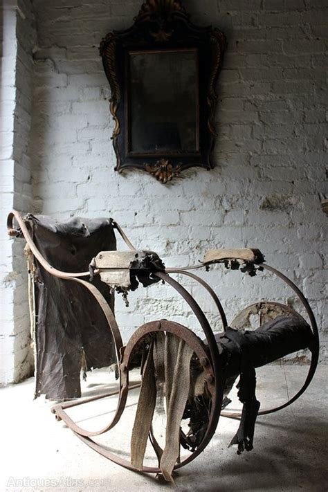 antique wrought iron rocking chairs wrought iron rocking chair c 1850 antiques atlas