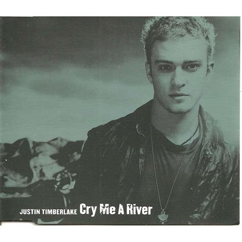 justin timberlake zoon cry me a river by justin timberlake cds with pycvinyl